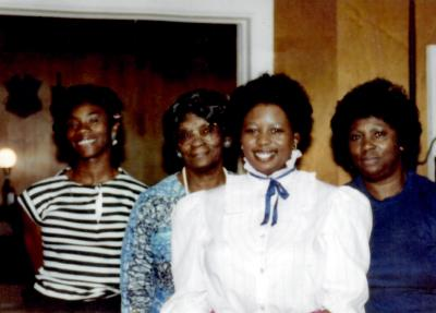 Oral History Interview conducted with Marie Butler