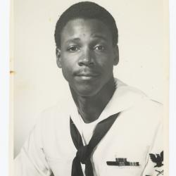 Naval Portrait