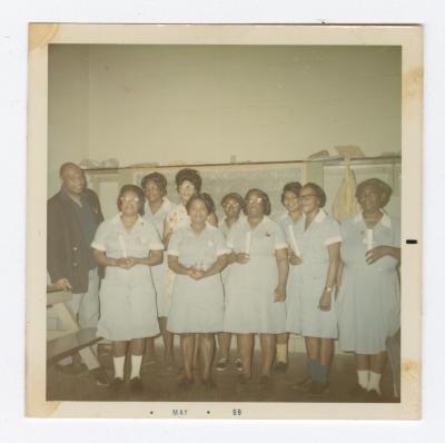 Women employees at VITA Foods, 1969 May