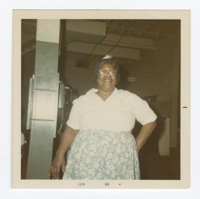 Olivia Freeman, 1969 June