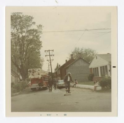 Firefighters, 1969 May