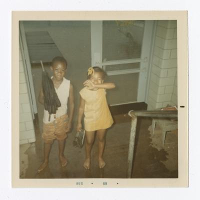 Flash flood, 1969 August