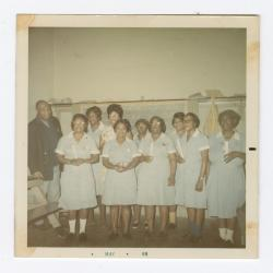 Women employees at VITA Foods 1969 May