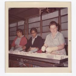 Production line at VITA Foods