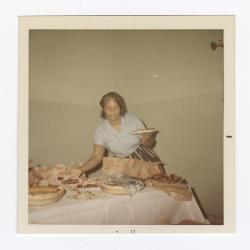 Christmas dinner at VITA Foods 1972
