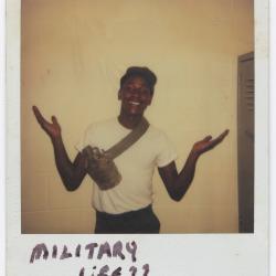 """Military Life??"""