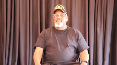 Oral History Interview with Larry Wilson