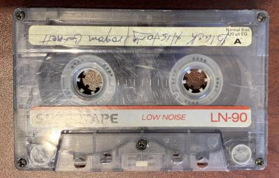 Worton Point African American Schoolhouse Museum Tape 3