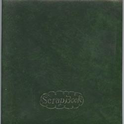 Scrapbook Number One by Sylvia M. Sparks, 1988