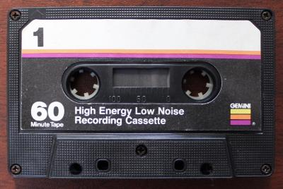 Worton Point African American Schoolhouse Museum Tape 18
