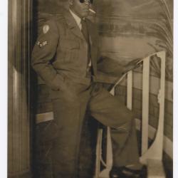 William Ringgold in military uniform