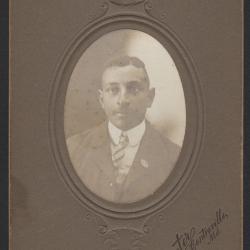 William Hutchins Portrait