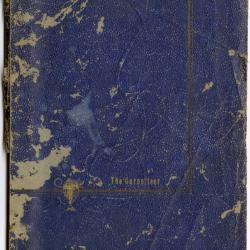The Garnetteer (1941), Garnett High School Yearbook